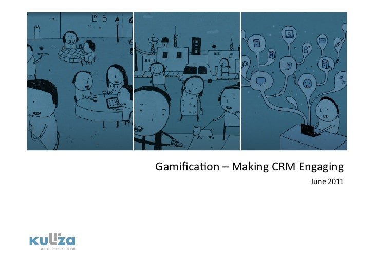 How gamification is making CRM more engaging