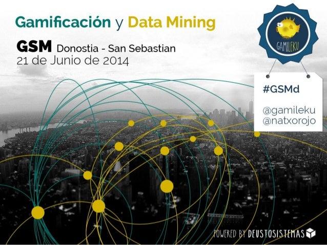 2INDICE  NIVEL 0: Propósitos de la gamificación  NIVEL 1: ¡Generemos datos!  NIVEL 2: El concepto de Data Mining  NIVE...