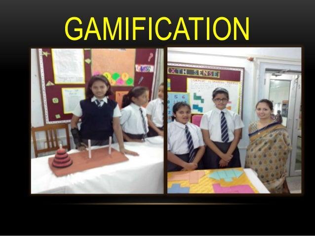 Gamification-MTechET  by S.P.Vasumathy