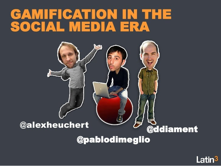 Gamification in the Social Media Era