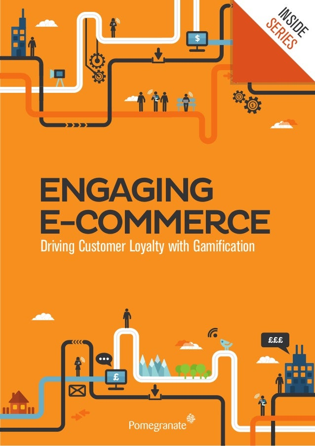 Engaging E-commerce: Driving Customer Loyalty with Gamification