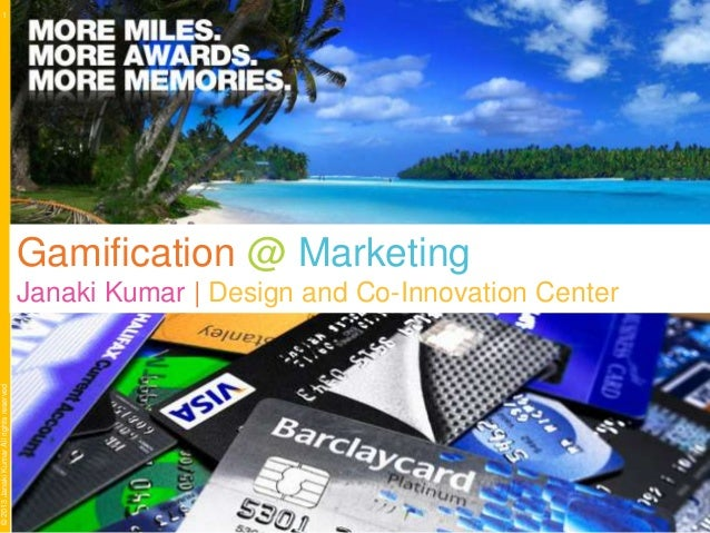 Gamification of Marketing