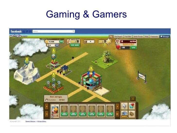 Gaming & Gamers