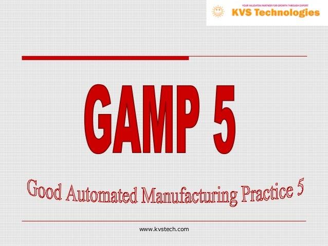 Gamp5 new