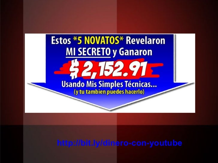 http://bit.ly/dinero-con-youtube