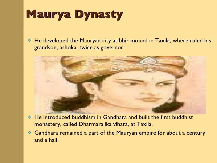 maurya dynasty essay Global history and geography wednesday each page of your essay booklet maurya empire about 260 bc.
