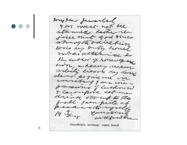 Mahatma Gandhi as Writer