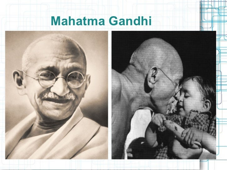 in the life of mahatma gandhi The best way to find yourself is to lose yourself in the service of others - mahatma gandhi quotes from brainyquotecom  my life motto is 'do my best, so that i.