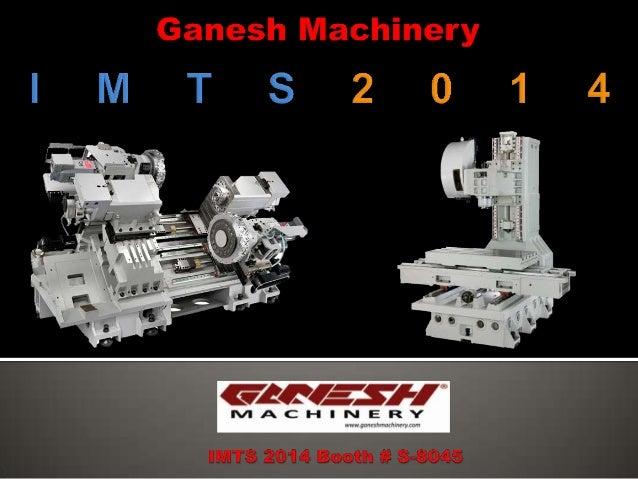 ganesh machine