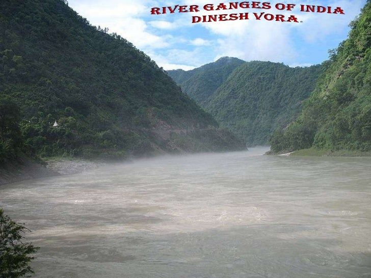 Ganges A Long River Of  India
