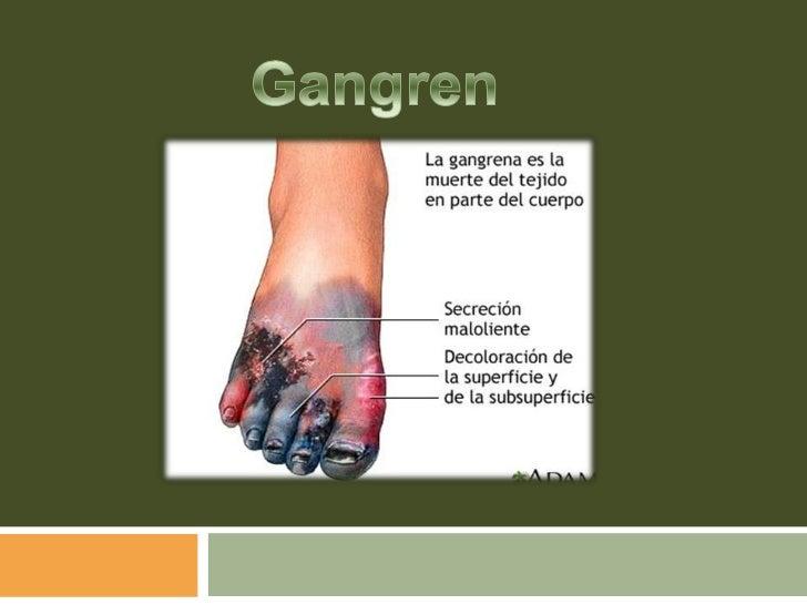 Infection             • Clostridium perfringens Ischemia             • Insufficient blood suplyThrombosis             • bl...