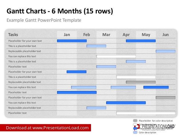 Office Timeline Gantt Chart  Free Timeline Templates