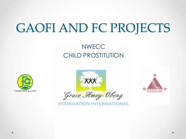Gaofi and nwecc projects