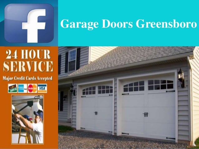 garage door repair in greensboro north carolina