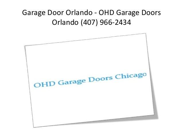 Garage door repair orlando for Garage doors orlando fl
