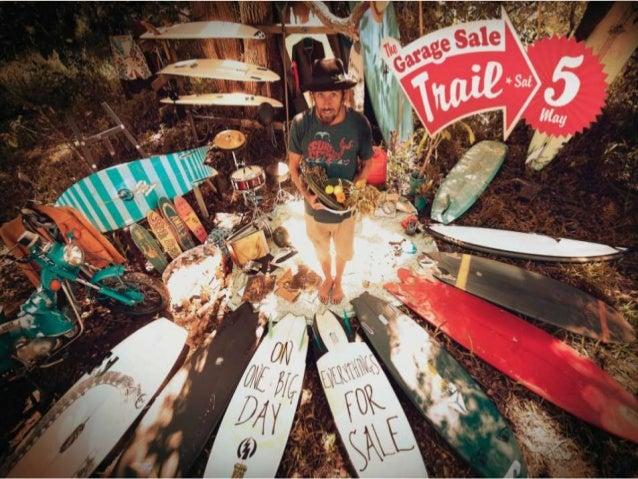 Garage Sale Trail Presentation