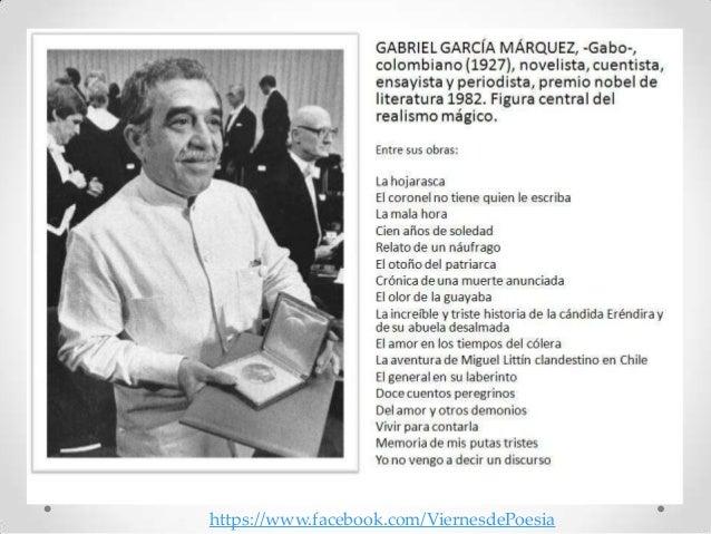 Gabriel García Márquez GABO
