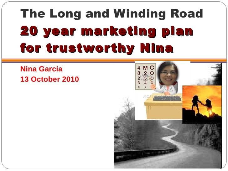 Garcia, cristina   20 year mktg plan