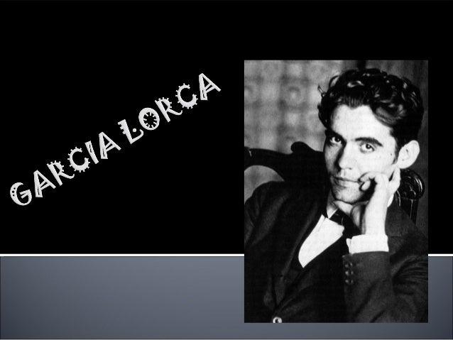  Nació en España ,el 5 de junio de 1898 su padre fue Federico García Rodríguez y su  madre, Vicenta Lorca Se graduó com...