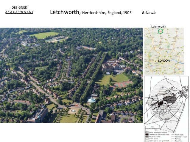 Garden city and the Idea of Modern Planning (Lewis Mumford)