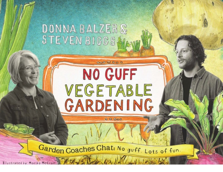 No Guff Vegetable Gardening