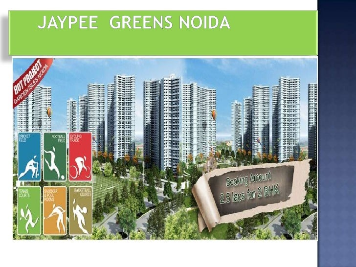 Jaypee group proposed a new project named as jaypee greens gardenisles which is located at Sector 133, Noida. This project...
