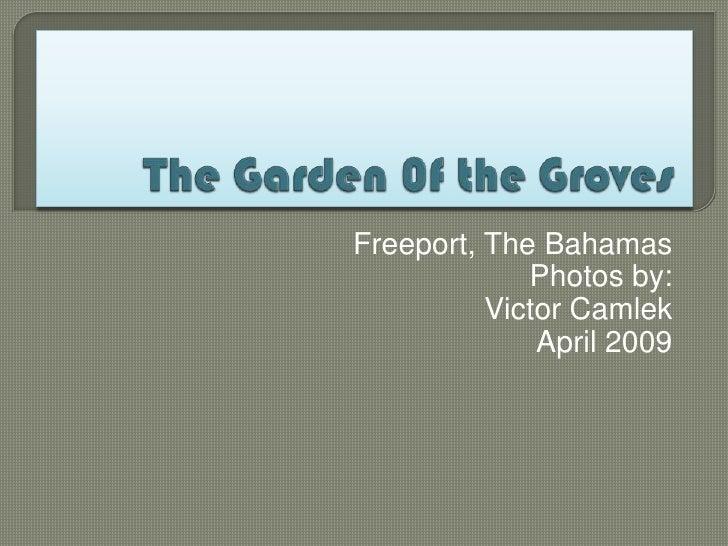 Garden Of The Groves Final