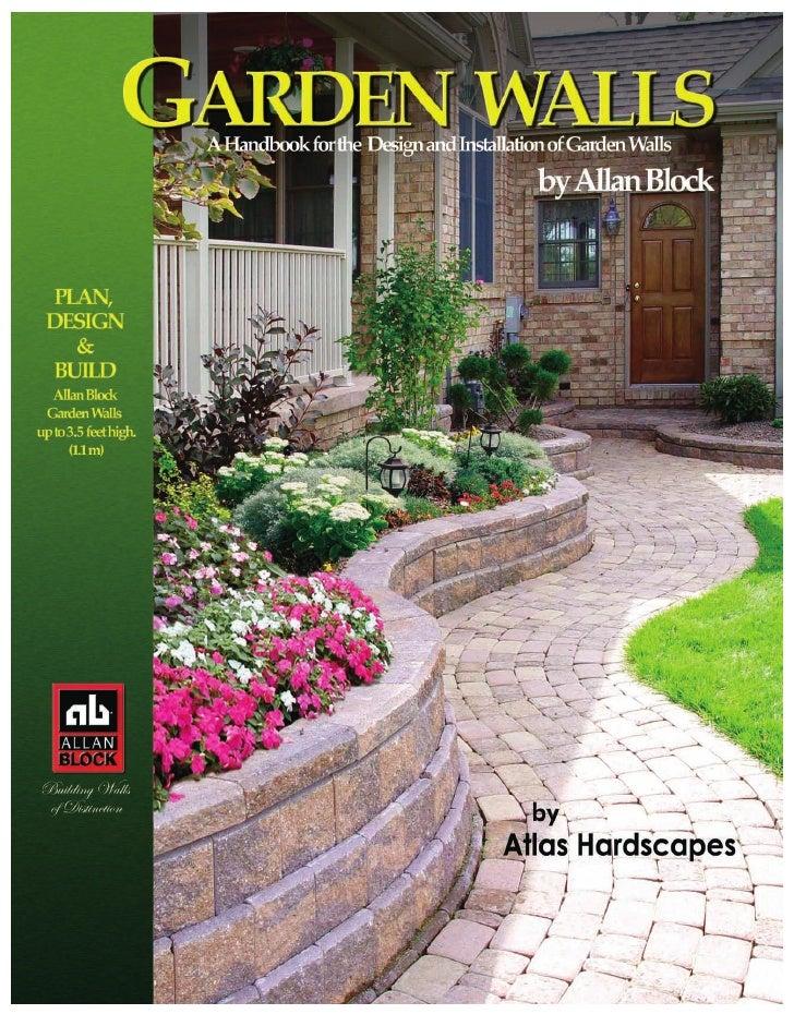 garden walls design installation web