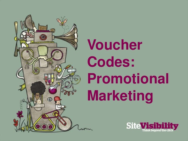 Voucher Codes: Promotional Marketing