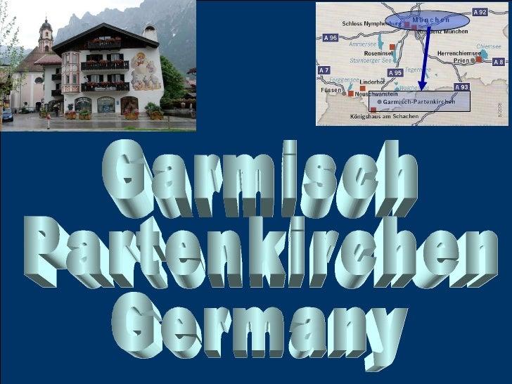 Garmisch Partenkirchen-Baviera