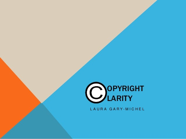 Copyright Clarity at MHS