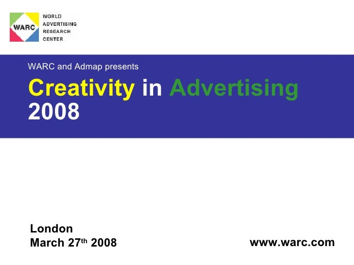 Creativity in Advertising: 5 guidelines for success