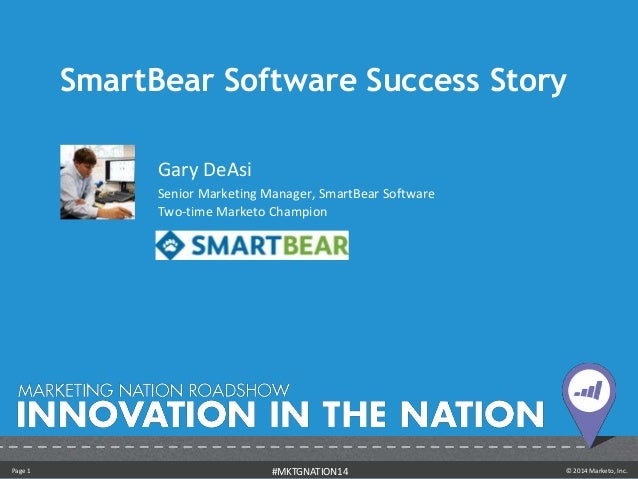 SmartBear Software Success Story - Gary DeAsi
