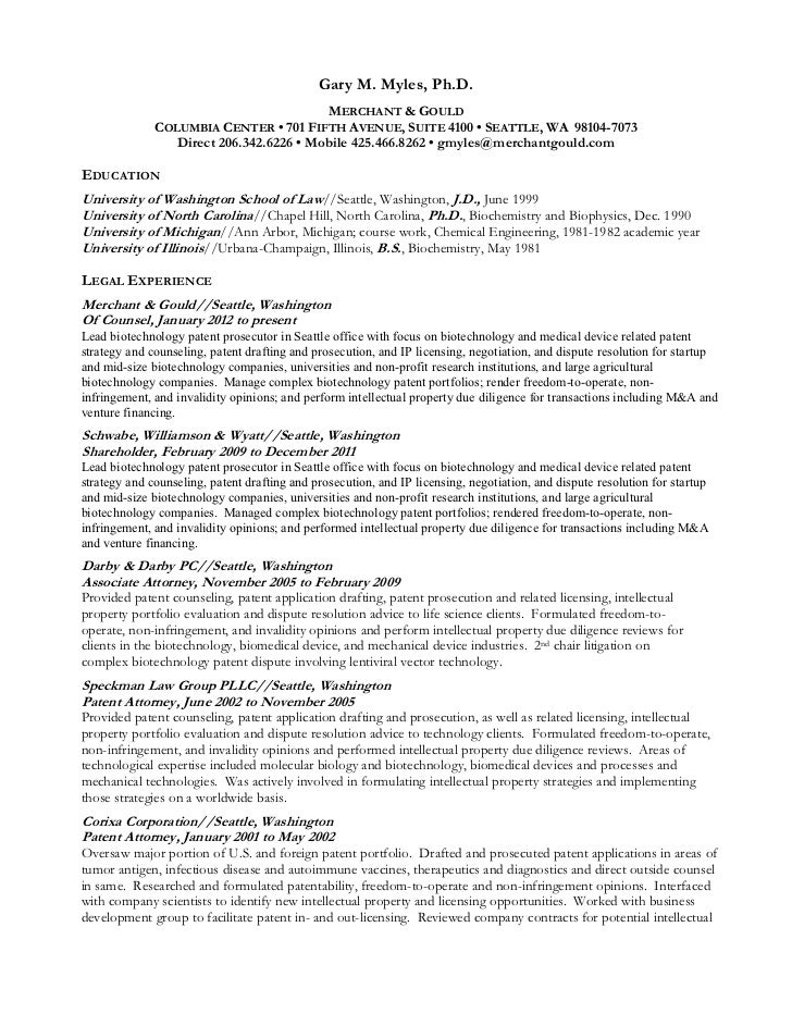 essay discussions trademark attorney resume