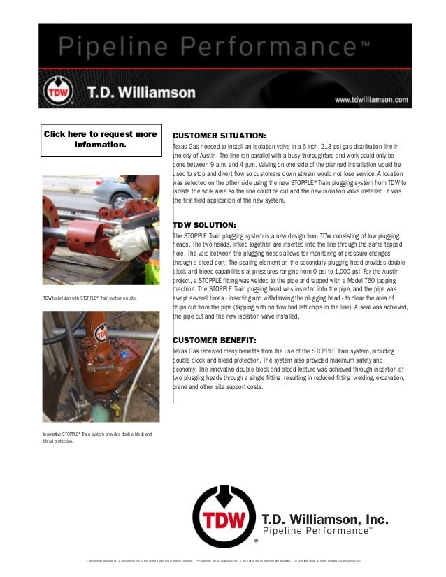 td williamson inc