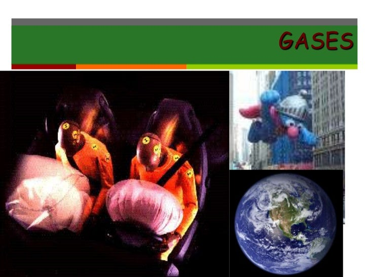Gases  chemistry