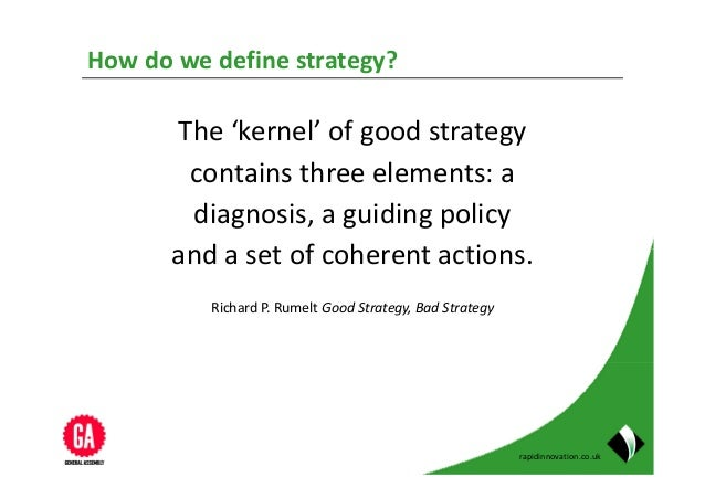 rumelt s criteria Reversing the spirituality lenses: challenges and opportunities for developing a spiritual perspective on strategy j b arbaugh.