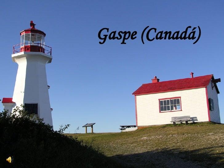 Gaspe (Canadá)