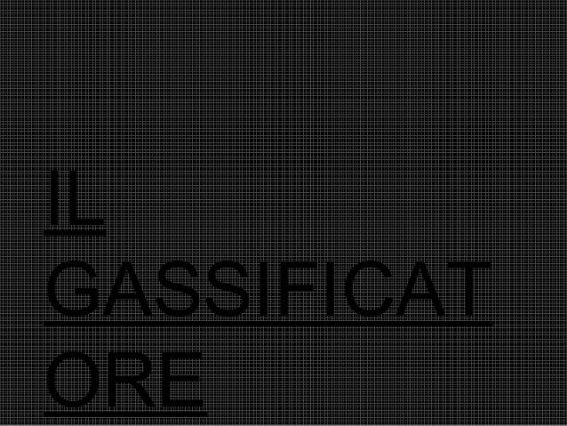 Gassificatore