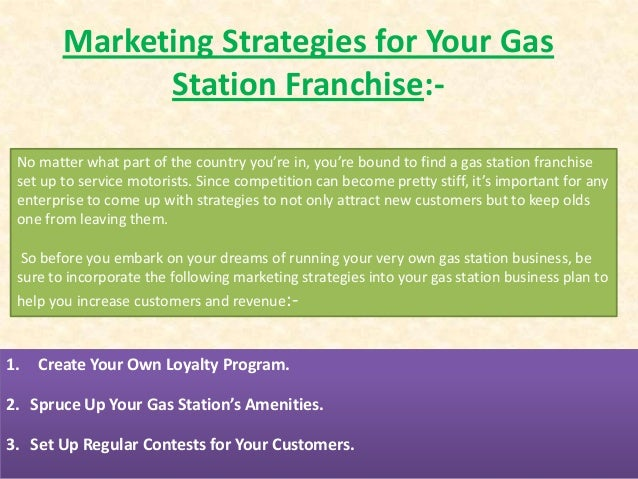 Business plan franchise