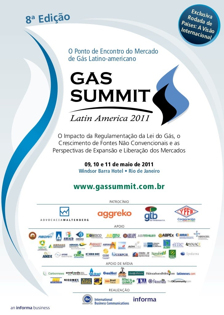 Gas Summit
