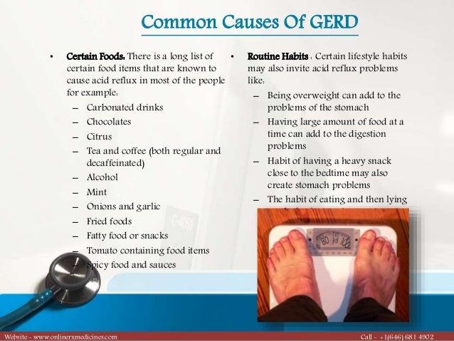 Can Coffee Trigger Gerd