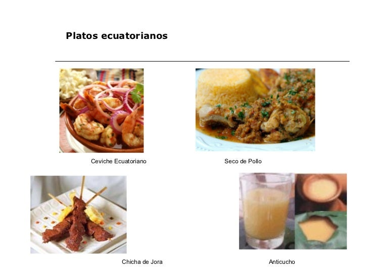 Estofado De Pollo Ecuatoriano Gastronomia