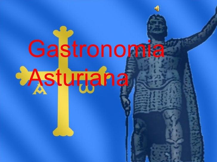 Gastronomia Asturiana