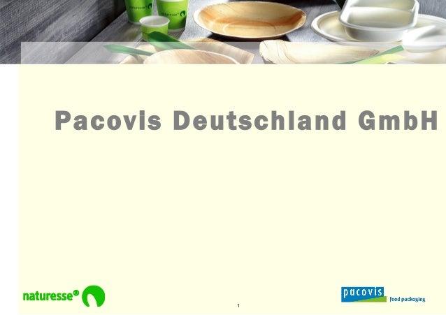 1 Pacovis Deutschland GmbH