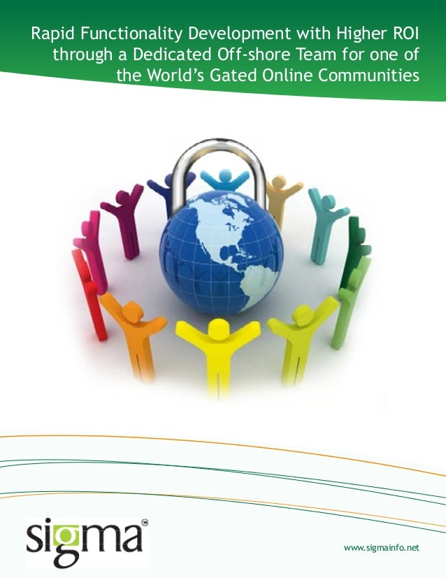 Gated Internet Community