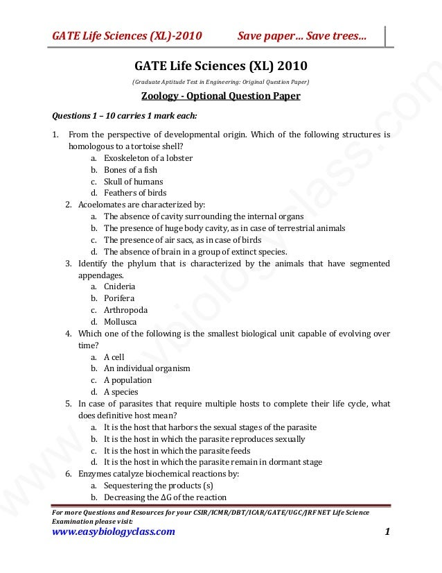 Upgrade 1 Page Essay Example College Zoology