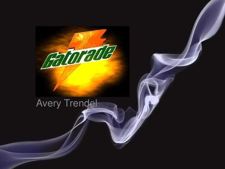 Avery Trendel