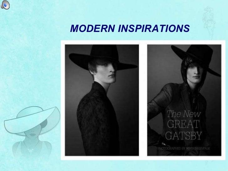 Gatsby fashion modern inspirations final