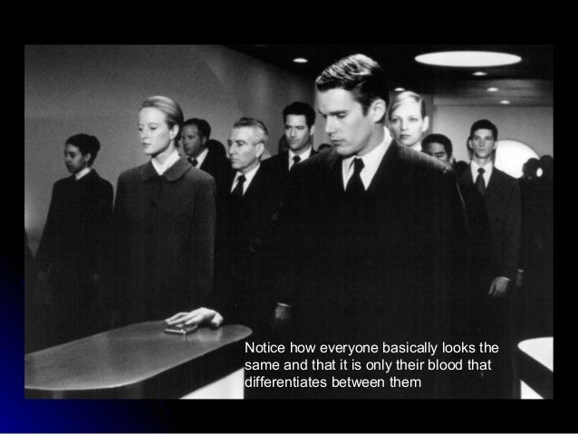 Gattaca film essays